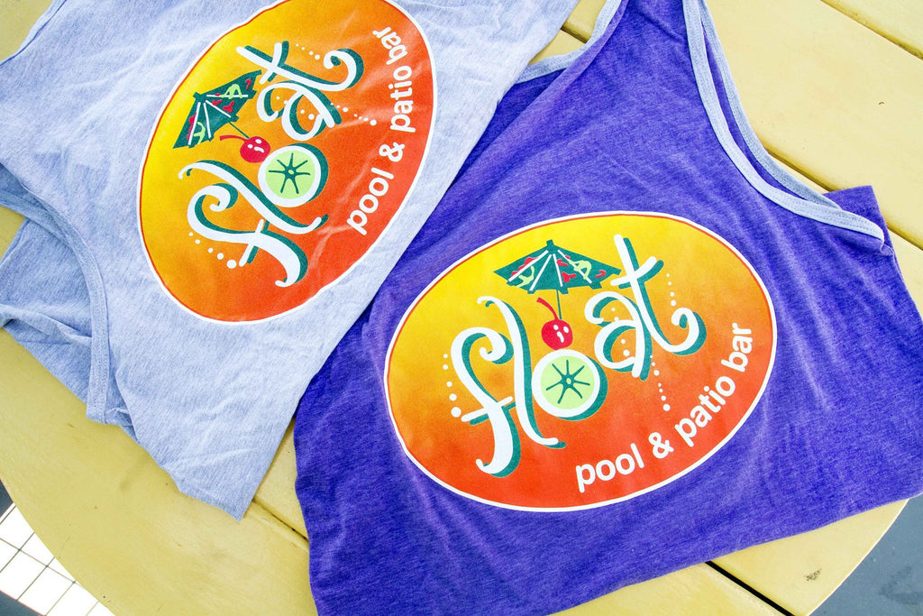Float Tank Tops