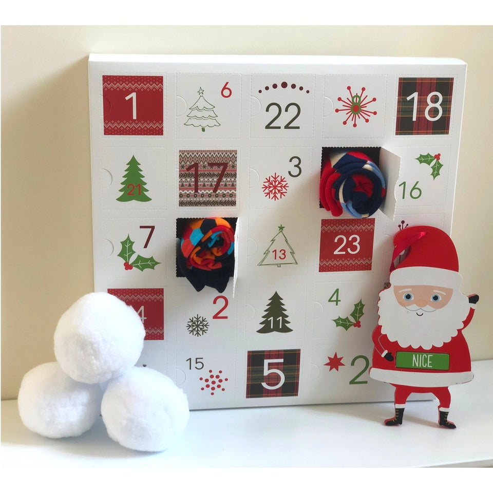Sock Life Advent Calendar