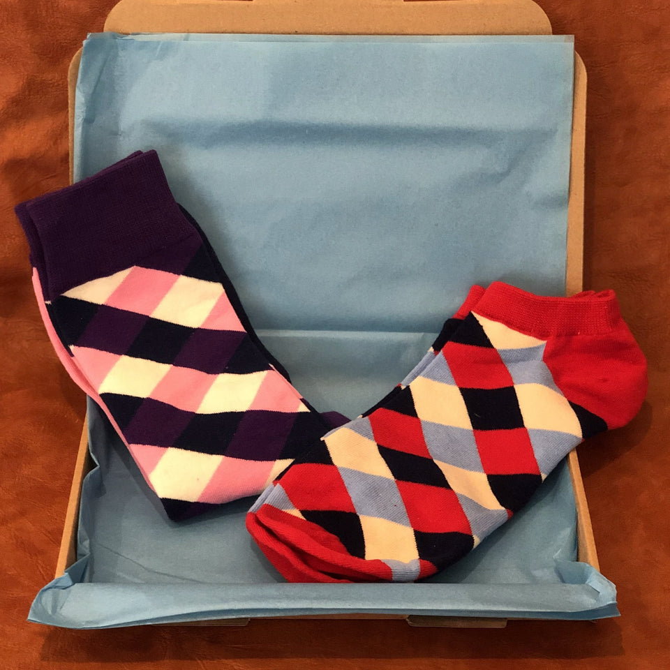 Sock Life Premium - Monthly Subscription Box
