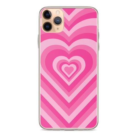 LOVE ON TOP iPhone Case