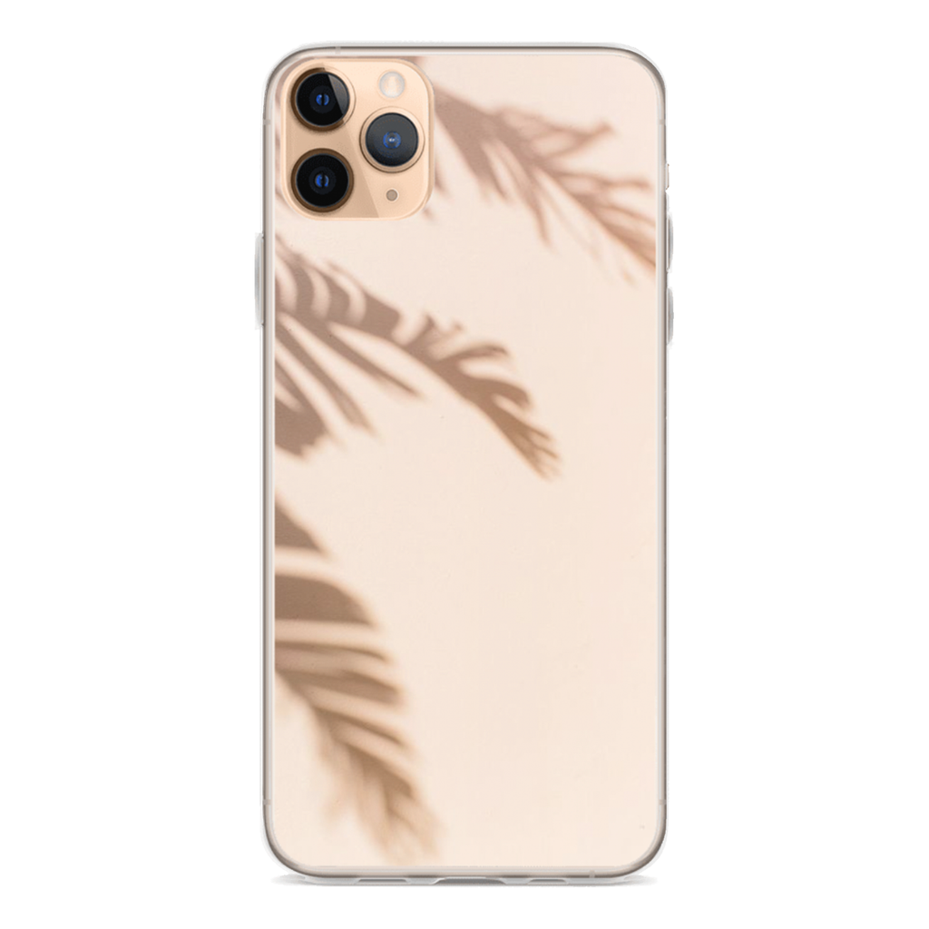 SHADY PALM iPhone Case