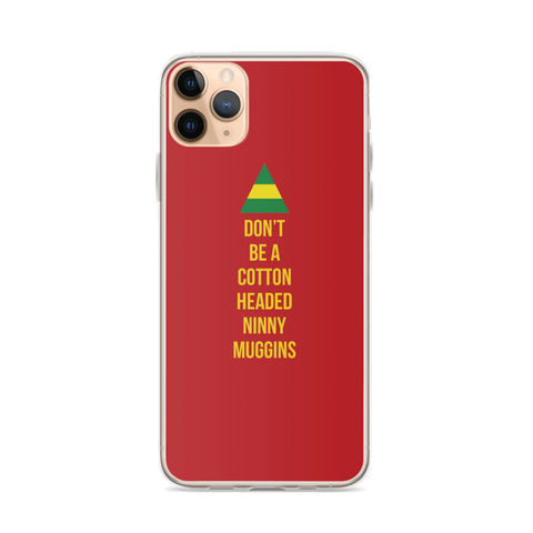 ELF iPhone Case