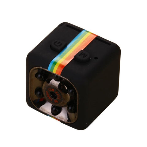 Mini HD Camcorder Cube-Docs General Store