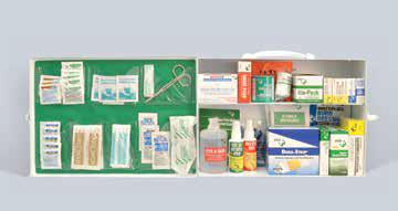 Two-Shelf Metal Utility Kit