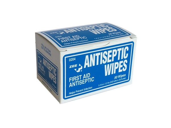 Zee Medical First Aid Antiseptic Wipes