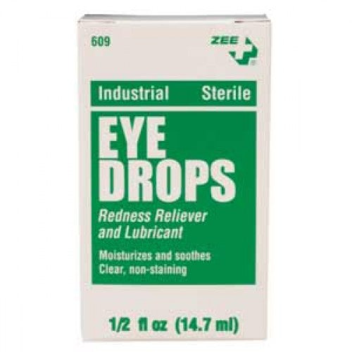Zee Medical Industrial Eye Drops