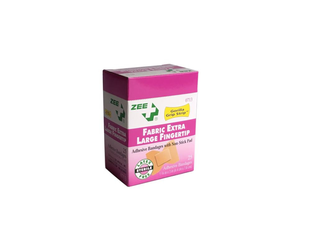 Zee Medical Extra Large Fingertip Bandages