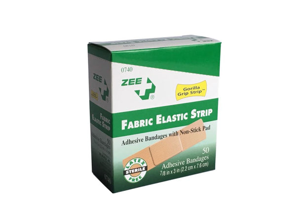 Fabric Elastic Strip Bandage