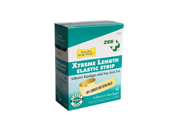 Zee Medical XTreme Length Elastic Strip Bandages