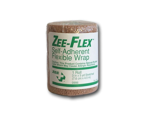 Zee Medical Zee Flex Self-Adherent Flexible Wrap