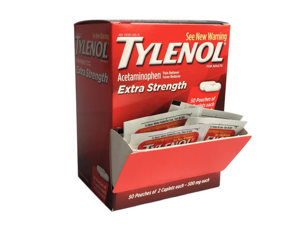 Extra-Strength Tylenol from Zee Medical