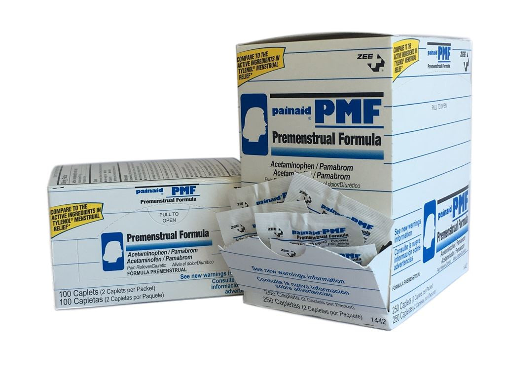 Zee Medical Painaid PMF (Premenstrual Formula)