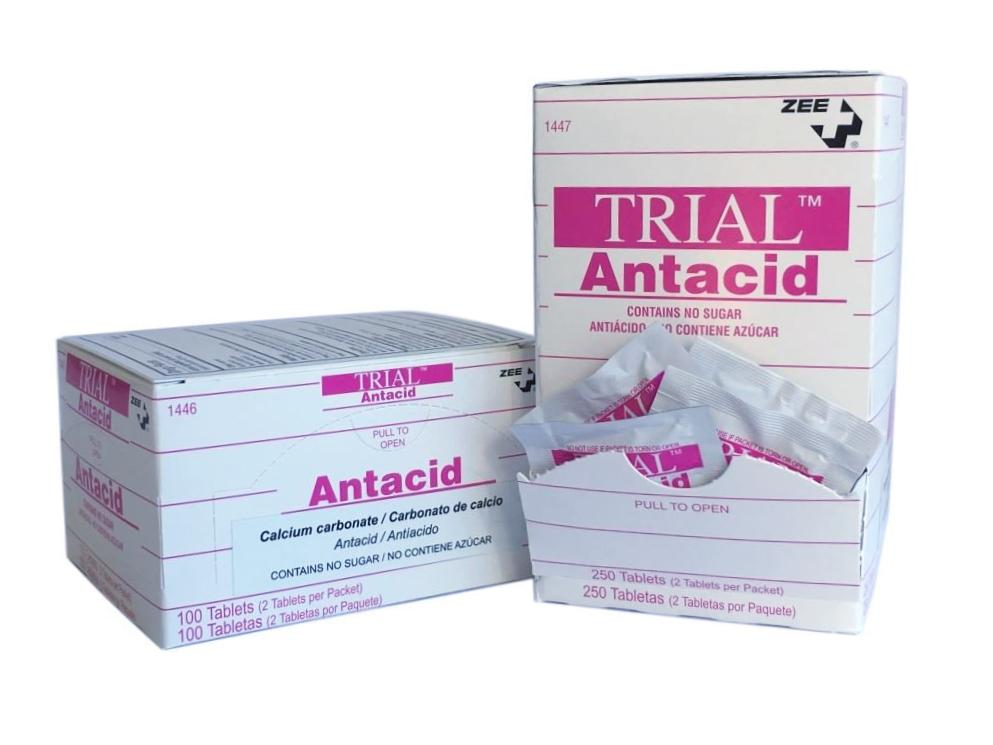 Zee Medical Trial Antacid