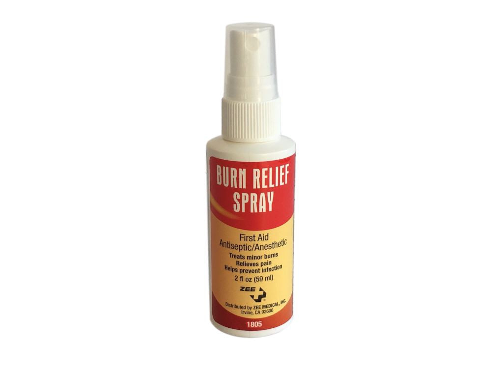 Burn Relief Spray