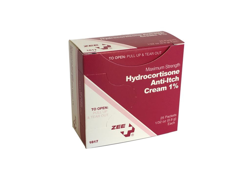 Zee Medical Hydrocortisone Anti-Itch Cream 1%