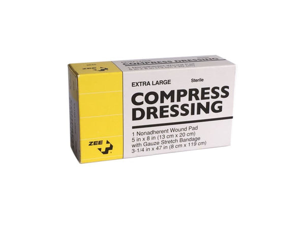 Zee Medical Extra Large Multi-functional Compress Dressing