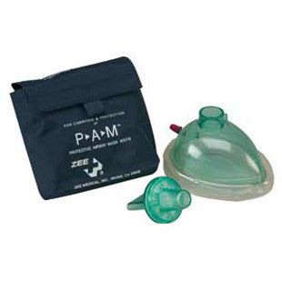 Zee Medical Protective Airway Mask for CPR