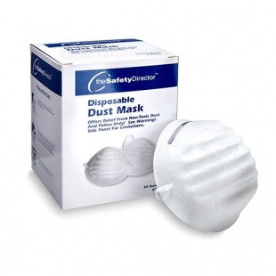 Zee Medical Light Duty Dust Mask Respirator