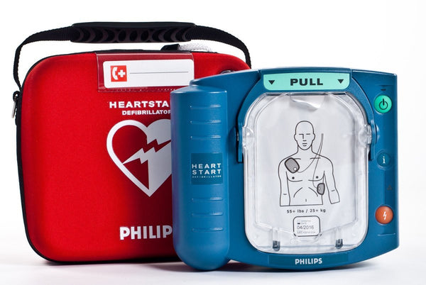 Philips HeartStart Onsite Defibrillator Ready Pack from Zee Medical