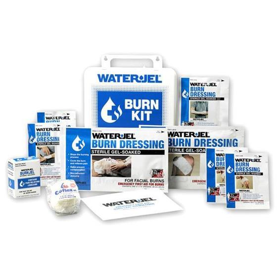 Water-Jel Industrial and Welding Utility Burn Kit from Zee Medical