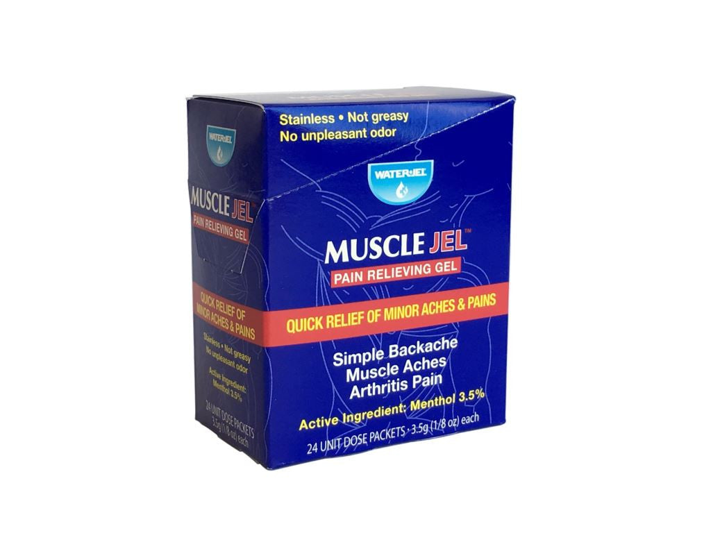 WaterJel Muscle-Jel from Zee Medical