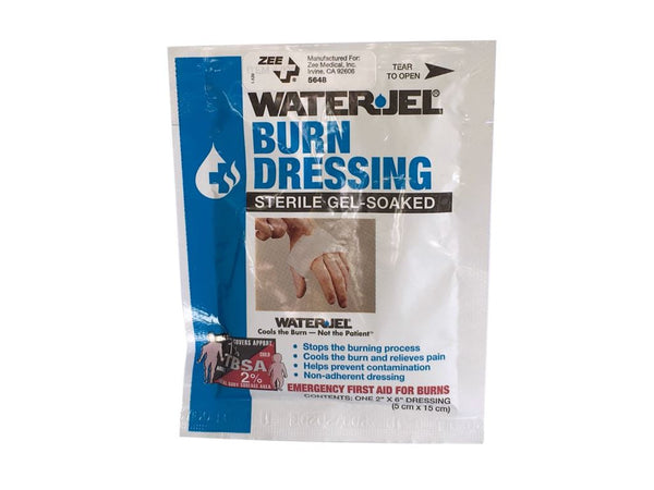 WaterJel Burn Dressing from Zee Medical