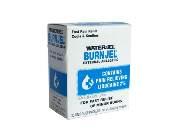 WaterJel Burn Jel External Analgesic from Zee Medical