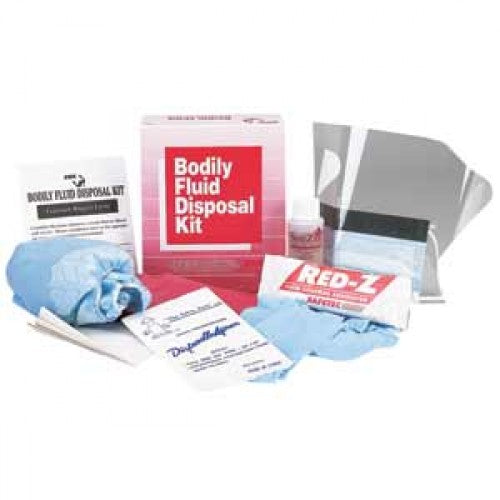 Zee Medical Body fluid disposal kit