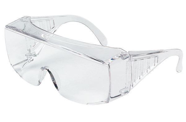 Yukon Uncoated Safety Glasses by MCR Safety from Zee Medical
