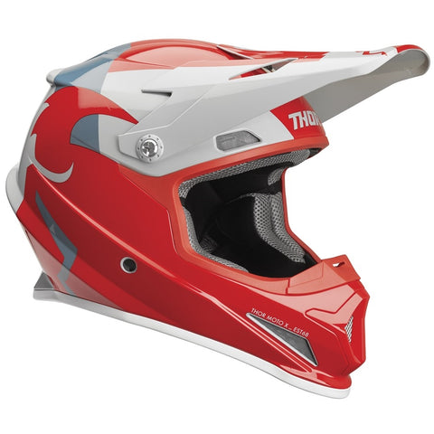CASCO THOR SECTOR SHEAR GRIS/ROJO