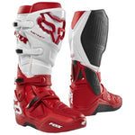 BOTA FOX INSTINCT ROJO/BLANCO