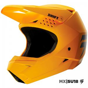 CASCO SHIFT WHIT3 AMARILLO