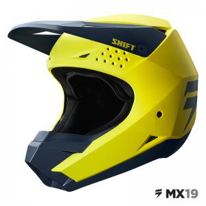 CASCO SHIFT WHIT3 NAVY/AMARILLO