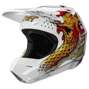 CASCO SHIFT WHIT3 CABALLERO X LAB BLANCO