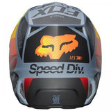 CASCO FOX V2 MURC AZUL