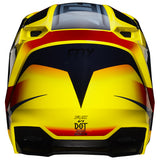 CASCO FOX  V1 MOTIF AMARILLO 2019