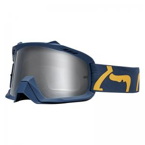 GOGGLE FOX AIR SPACE RACE NAVY/AMARILLO