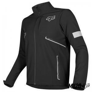 CHAMARRA FOX LEGION SOFTSHELL NEGRO