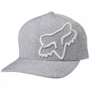 GORRA FOX CLOUDED FLEXFIT GRAFITO