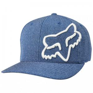 GORRA FOX CLOUDED FLEXFIT AZUL