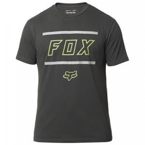 PLAYERA FOX MIDWAY SS AIRLINE NEGRO VINTAGE