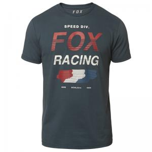 PLAYERA FOX UNLIMITED SS AIRLINE NAVY