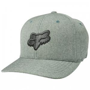 GORRA FOX TRANSPOSITION FLEXFIT VERDE