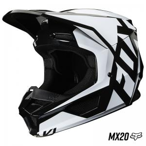 CASCO FOX V1 PRIX NEGRO
