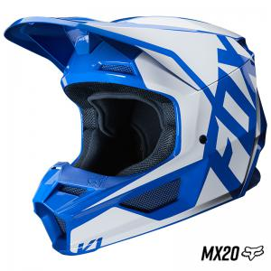 CASCO FOX V1 PRIX AZUL