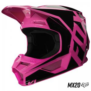 CASCO FOX V1 PRIX ROSA