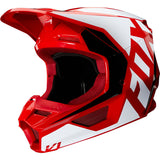 CASCO FOX V1 PRIX ROJO FLAMA