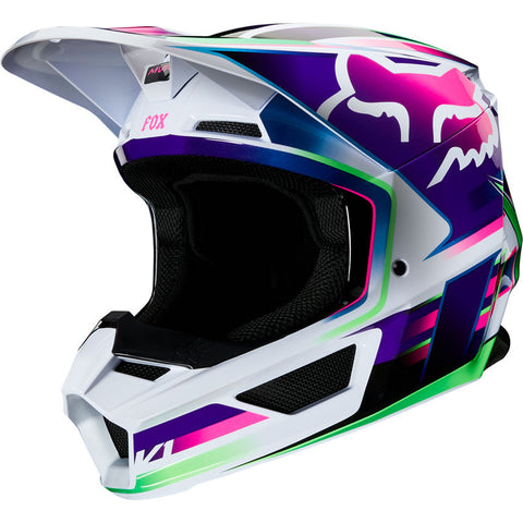 CASCO FOX V1 GAMA MULTICOLOR