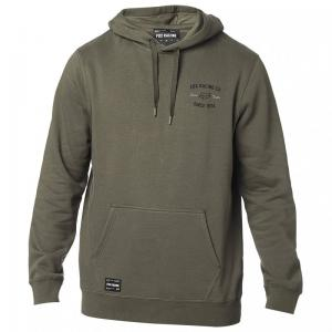 SUDADERA FOX PULLOVER SPEED THRILLS VERDE OLIVO