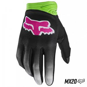 GUANTES FOX DIRTPAW FYCE MULTICOLOR